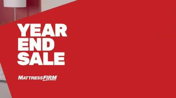 Mattress Firm Year End Sale TV Spot, 'King for a Queen Ends Tuesday: Sleepy's Queen for $399' - Thumbnail 2