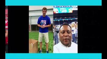 NFL TV Spot, 'Huddle for 100: End of Season' Feat. Josh Jacobs, Patrick Mahomes, Charles Tillman - Thumbnail 2