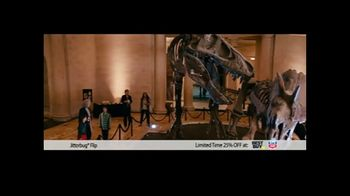 GreatCall Holiday Savings TV Spot, 'Dinosaur Museum: 25%' Featuring John Walsh - 524 commercial airings