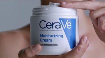 CeraVe Moisturizing Cream TV Spot, 'A tu piel seca le falta algo' [Spanish]