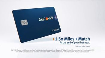Discover it Miles Card TV Spot, 'Scuba' - Thumbnail 10