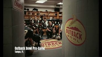 Outback Steakhouse TV Spot, 'Outback Bowl Is January 1st' - Thumbnail 1