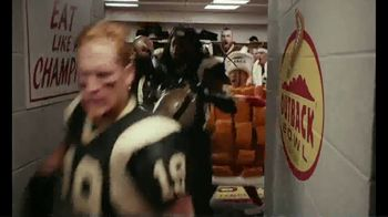 Outback Steakhouse TV Spot, 'Outback Bowl Is January 1st' - Thumbnail 9