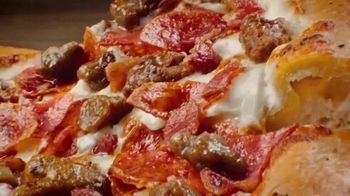 Pizza Hut $10 Meat Lover's Pizza TV Spot, 'Calling All Carnivores' - Thumbnail 5