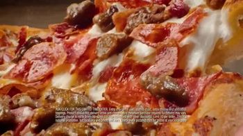 Pizza Hut $10 Meat Lover's Pizza TV Spot, 'Calling All Carnivores' - Thumbnail 6
