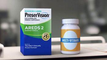PreserVision AREDS 2 TV Spot, 'Vision Loss' - Thumbnail 3