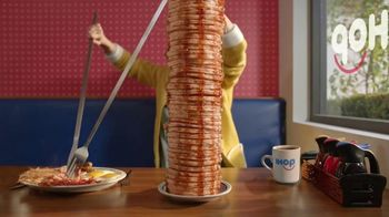 IHOP All You Can Eat Pancakes TV Spot, \'Breakfast Combos\'