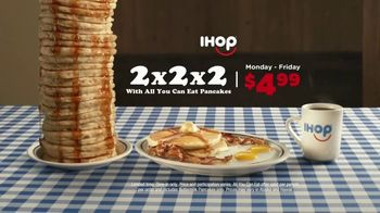 IHOP 2x2x2 Combo TV Spot, 'Two Step' - Thumbnail 6