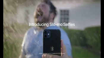 Apple iPhone 11 TV Spot, 'Slofie in the Rain' Song by Channel Tres - Thumbnail 8