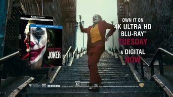 Joker Home Entertainment TV Spot