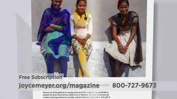 Joyce Meyer Ministries Enjoying Everyday Life Magazine TV Spot, 'At Work' - Thumbnail 5