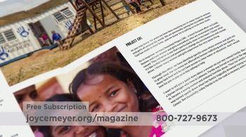 Joyce Meyer Ministries Enjoying Everyday Life Magazine TV Spot, 'At Work' - Thumbnail 6