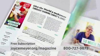 Joyce Meyer Ministries Enjoying Everyday Life Magazine TV Spot, 'At Work' - Thumbnail 8