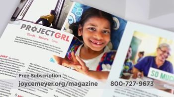 Joyce Meyer Ministries Enjoying Everyday Life Magazine TV Spot, 'At Work' - Thumbnail 9