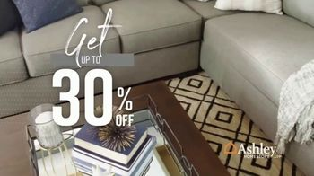 Ashley HomeStore New Year's Sale TV Spot, 'Last Chance: 30 Percent Off' Song by Midnight Riot