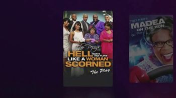 BET+ TV Spot, 'The Best of Tyler Perry's Stage Plays' - Thumbnail 4