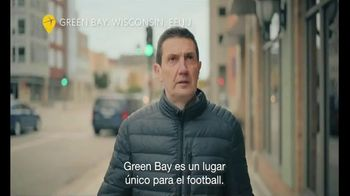 Expedia TV Spot, 'ESPN Deportes: The Bucket List: Green Bay' con Miguel Simon [Spanish] - 3 commercial airings
