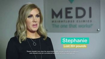 Medi-Weightloss TV Spot, 'Stephanie'