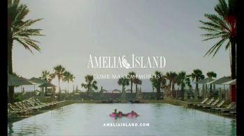 Amelia Island Tourist Development Council TV Spot, 'Ever So Slightly Romantic'