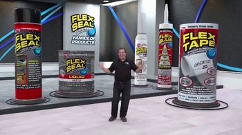 Flex Seal TV Spot, 'Family of Products: Protect Virtually Everything: Testimonials' - Thumbnail 1