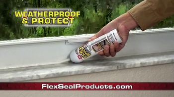 Flex Seal TV Spot, 'Family of Products: Protect Virtually Everything: Testimonials' - Thumbnail 4