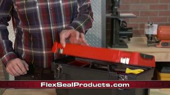 Flex Seal TV Spot, 'Family of Products: Protect Virtually Everything: Testimonials' - Thumbnail 6