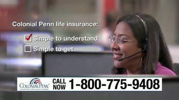 Colonial Penn TV Spot, 'My Family' - Thumbnail 6