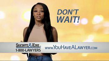 Saiontz & Kirk, P.A. TV Spot, 'Right Away' - Thumbnail 2