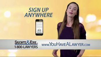 Saiontz & Kirk, P.A. TV Spot, 'Right Away' - Thumbnail 6