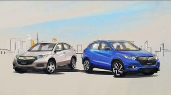 2019 Honda HR-V TV Spot, 'Why Not HR-V' [T2] - 1295 commercial airings