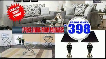American Freight Warehouse Liquidation TV Spot, 'Mattress Sets, Sofas and Living Rooms' - Thumbnail 5