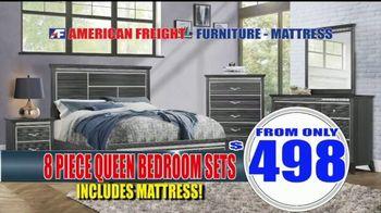 American Freight Warehouse Liquidation TV Spot, 'Mattress Sets, Sofas and Living Rooms' - Thumbnail 6