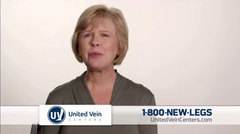 United Vein Centers TV Spot, 'We All Went to United Vein Center: Schedule Tonight' - Thumbnail 4