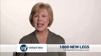 United Vein Centers TV Spot, 'We All Went to United Vein Center: Schedule Tonight'