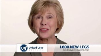 United Vein Centers TV Spot, 'We All Went to United Vein Center: Schedule Tonight' - Thumbnail 6