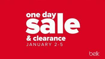 Belk One Day Sale TV Spot, 'Bedding, Skechers, and Belk Bucks' - Thumbnail 2
