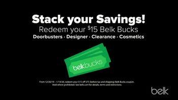 Belk One Day Sale TV Spot, 'Bedding, Skechers, and Belk Bucks' - Thumbnail 5