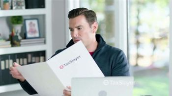 TaxSlayer.com Simply Free TV Spot, 'File Your Taxes for Free With the Biggest Refund Possible' - Thumbnail 5