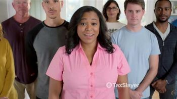 TaxSlayer.com Simply Free TV Spot, 'File Your Taxes for Free With the Biggest Refund Possible' - Thumbnail 8