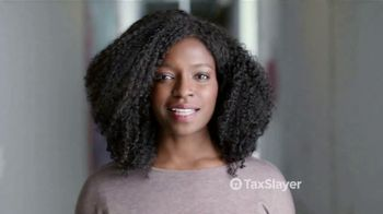 TaxSlayer.com Simply Free TV Spot, 'File Your Taxes for Free With the Biggest Refund Possible' - Thumbnail 9