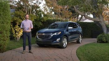 2020 Chevrolet Equinox TV Spot, 'How It Works' [T1] - Thumbnail 10