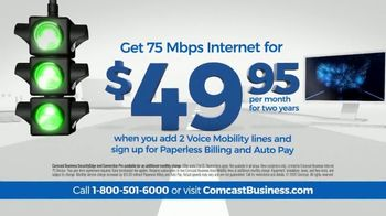 Comcast Business TV Spot, 'New Year: $49.95'