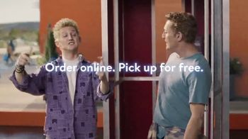 Walmart Grocery Pickup TV Spot, 'Famous Visitors: Bill & Ted' Song by Warrant - 838 commercial airings