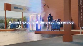 Walmart Grocery Pickup TV Spot, 'Famous Visitors: Bill & Ted' Song by Warrant - Thumbnail 2