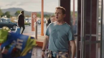 Walmart Grocery Pickup TV Spot, 'Famous Visitors: Bill & Ted' Song by Warrant - Thumbnail 3