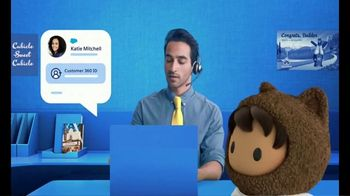 Salesforce TV Spot, 'What Is Salesforce?' - Thumbnail 8