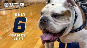 Butler University TV Spot, 'Basketball: Only Six Games Left'