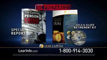 Lear Capital TV Spot, 'Retirement: The Coming Pension Crisis' - Thumbnail 7