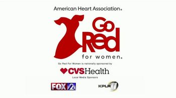 Go Red for Women TV Spot, 'A Reason' - Thumbnail 8