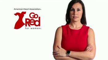 Go Red for Women TV Spot, 'A Reason' - Thumbnail 4